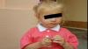 Fetiţa de doi ani abandonată de mamă la Piaţa Centrală va părăsi în curând Centrul municipal de plasament și reabilitare