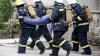 MISIUNE GREA pentru pompieri, după ce o casă a fost cuprinsă de flăcări. Ce s-a întâmplat (VIDEO)
