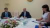 Prim-ministrul Pavel Filip a avut o întrevedere cu Ambasadorul SUA în Republica Moldova, James Pettit