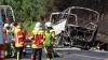 Poliţia a confirmat moartea celor 17 persoane date dispărute în urma accidentului din Germania