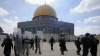 Peste 100 de palestinieni ce se confruntau cu forțele de ordine au fost răniţi pe Esplanada Moscheilor (VIDEO)