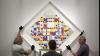 Boogie Woogie, Baby: Opt bebeluși, invitați să admire tablouri semnate de Piet Mondrian