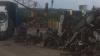 Peste 8 tone de metale feroase, depistate într-un TIR la la Postul Vamal Sculeni. Cui îi aparţine marfa