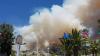 Îngrijorare la Napoli. Coloane uriaşe de fum care se ridică deasupra Vezuviului (FOTO/VIDEO)