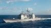 O navă a SUA A TRAS FOCURI DE AVERTIZARE spre o ambarcaţiune iraniană