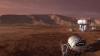 Începutul unei noi ere. SUA au anunțat când trimit primul echipaj pe Marte și când se întorc pe Lună