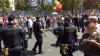Anunțau că vor fi zeci de mii de manifestanți, dar au venit câteva sute. Un nou PROTEST EŞUAT al lui Năstase