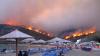 Incendii de vegetaţie în Muntenegru. Mai multe plaje şi staţiuni turistice au fost evacuate