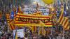Protestele din Catalonia se amplifică. Astăzi guvernul catalan ar putea să proclame independența regiunii