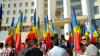 15 mii de oameni au susținut astăzi la Chișinău modificarea sistemului de vot
