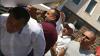 VIDEO RUȘINOS pentru Năstase. Cum a fost alungat din fața Parlamentului după ce a provocat scandal și dezordine