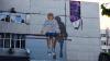 Centrul Capitalei prinde culoare. Un tânăr artist a creat o pictură murală în exact 12 ore
