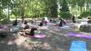 Secretele exerciţiilor Pilates, descoperite într-o lectie gratuită în Grădina Botanică