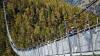 Cel mai lung pod pietonal suspendat din lume, inaugurat în Elveția