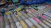 Produse cosmetice contrafăcute, vândute la Piaţa Centrală. O femeie riscă O AMENDĂ USTURĂTOARE (VIDEO)