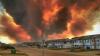 Canada: Peste 40 de mii de oameni, evacuați din calea flăcărilor