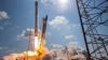 O rachetă de tip Falcon 9 a companiei Space X a decolat cu succes de pe cosmodromul Kennedy
