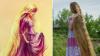 Incredibil! Rapunzel există în viața reală! O rusoaică are părul lung de peste 180 centimetri (FOTO)