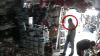 Cetățean străin, reținut de poliție. A furat un telefon mobil în valoare de 5.300 de lei (VIDEO)
