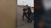 Unul dintre scandalagiii din avionul de pe cursa Chişinău - Istanbul a fost plasat în arest preventiv (VIDEO)