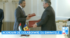 Două acorduri de colaborare dintre Moldova şi Emiratele Arabe Unite, semnate de Andrei Galbur şi Abdullah Bin Zayed Al Nahyan