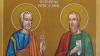 Creştinii ortodocşi de stil vechi îi cinstesc azi pe Sfinţii Apostoli Petru şi Pavel. Azi se încheie și postul