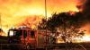 Incendii devastatoare în SUA și Canada. Fumul este văzut din spațiu