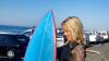 Momente de groază pentru o fată de 13 ani. A fost atacată de un rechin în timp ce făcea surf