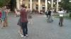 Lecții de pasiune: Mai mulţi dansatori de tango argentinian au făcut un master class