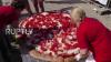 #LifeStyle: Nemţii au bătut Recordul Guinness pentru cel mai mare hamburger din lume