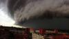S-a făcut întuneric, apoi a urmat coşmarul. Moscova, afectată de cel mai puternic uragan din ultimii 100 de ani (VIDEO)