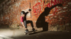 Show pe o stradă din San Francisco. Un băiat s-a distrat de minune combinând două sporturi extreme