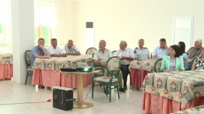 Centru multifuncțional în satul Ciuciuleni. O sută de candidaţi vor avea ocazia să înveţe într-o şcoală de meserii din Italia (FOTO)