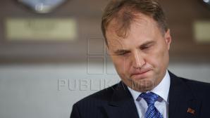 Fostul lider separatist, Evghenii Șevciuk, audiat de procurorii moldoveni