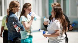 BAC 2017. Emoții mari pentru elevii școlilor cu predare în limba rusă. Astăzi au susținut proba repetată la limba română