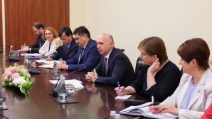 Pavel Filip a avut o întrevedere cu echipa de experți ai FMI: Vom întreprinde toate acţiunile necesare, astfel ca în toamnă să avem o Misiune FMI de succes