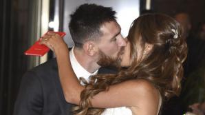 Mama lui Lionel Messi acuzată de plagiere! Ce a purtat la nunta propriului fiu