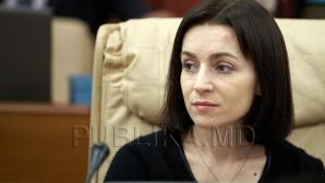 Maia Sandu recunoaşte că a făcut parte din guvernele-complice care au ajutat Rusia să dezbine Moldova (VIDEO)