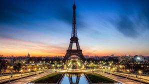 Ziua națională a Franței celebrată cu mult fast. Centrul cultural al lumii este îmbrăcat în straie de sărbătoare (VIDEO)