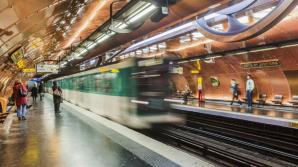 Cel puţin opt persoane au fost rănite într-un incident produs la metroul din Paris