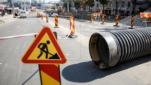 Trafic închis pe strada Vasile Lupu între Belinski și Cornului. Zonele unde se circulă cu dificultate