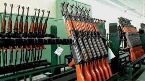 Transnistria, raiul traficanţilor de armament. Au fost fabricate zeci de lansatoare de proiectile, mii de pistoale și mine
