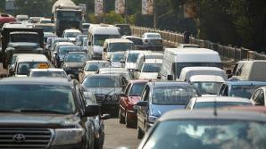 InfoTrafic: Cum se circulă pe străzile Capitalei şi traseele unde vor staţiona maşini de poliţie dotate cu RADAR