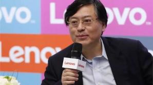 Șeful Lenovo promite că îşi va da demisia dacă compania nu își atinge ținta de vânzări online