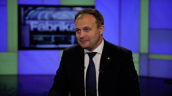 Preşedintele Parlamentului, Andrian Candu, invitat special la Fabrika. Cele mai importante declarații
