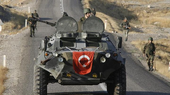 Cel puțin 17 persoane au fost rănite în urma unei explozii în Turcia