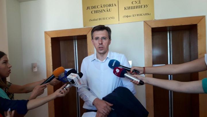 Dorin Chirtoacă şi Igor Gamreţki s-au întâlnit la judecătorie: Eu nu mai vorbesc cu el până la sfârșitul vieții (FOTO)