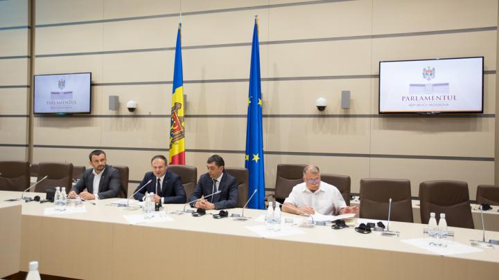 Andrian Candu: Există voință politică pentru aprobarea proiectelor care vizează autonomia găgăuză