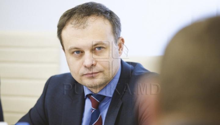 Președintele Parlamentului, nemulțumit de starea în care se află drumul de legătură cu Uniunea Europeană