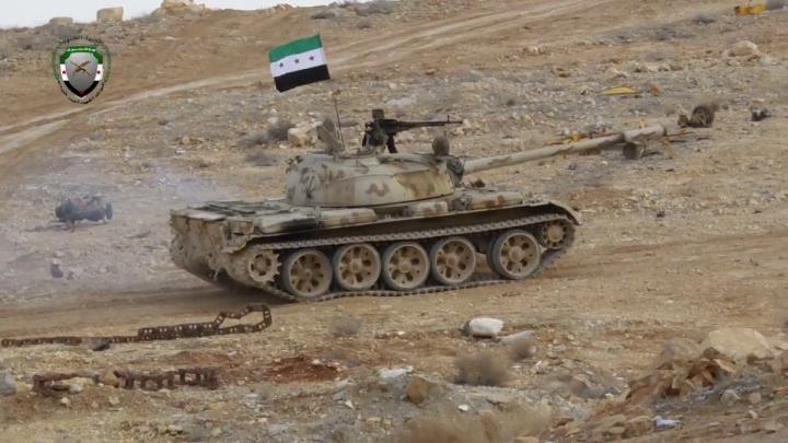 Regimul sirian a lansat luni un atac împotriva rebelilor din sudul ţării